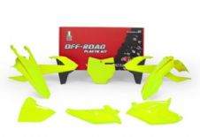 New Plastic Kit KTM SX 85 2018 2019 18 19 Racetech Plastics Neon Yellow